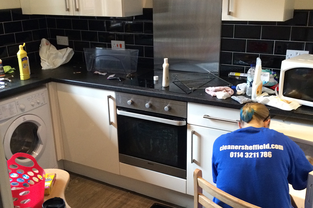 End Of Tenancy Cleaners Sheffield, South Yorkshire