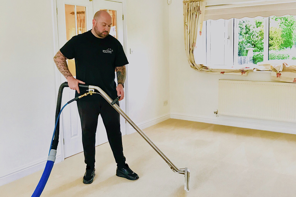 Residential Carpet Cleaners Sheffield, South Yorkshire
