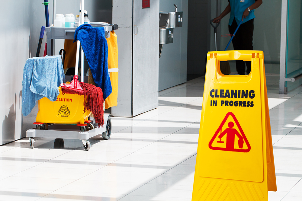 Contract Cleaners Sheffield, South Yorkshire